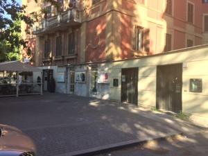 Parioli – locale commerciale ampia visibilità