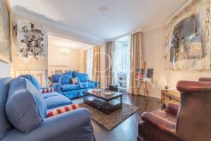 Prati - Piazza Mazzini: raffinato appartamento in vendita