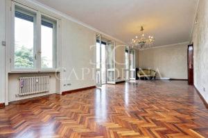 Piazza del Popolo: splendido appartamento in locazione