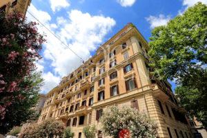 Parioli - via Cimarosa: splendido appartamento in vendita