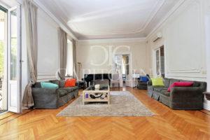 Parioli - via Paisiello: incantevole appartamento in vendita