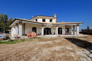 Grottarossa - villa in costruzione