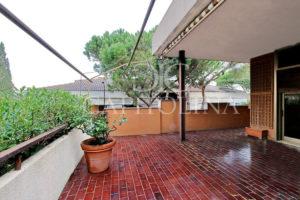 Via della Mendola: splendido attico e superattico